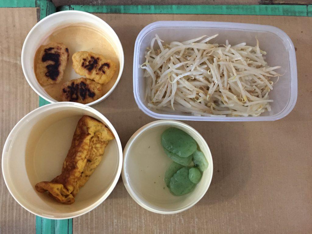 中年太りを解消するための昼食