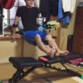 リバースプッシュアップの効果とやり方を解説!上腕三頭筋鍛えるのに最適な筋トレ種目です